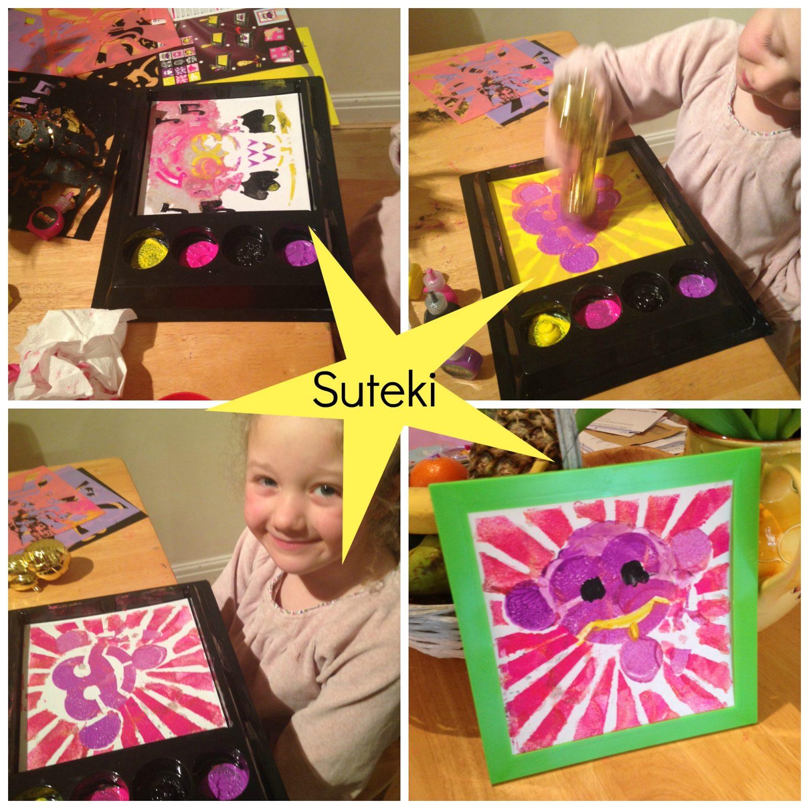 Review: Cool Create Suteki Mega Stencil Station