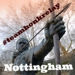 Team Honk is in Nottingham.. Here's what we are up to.