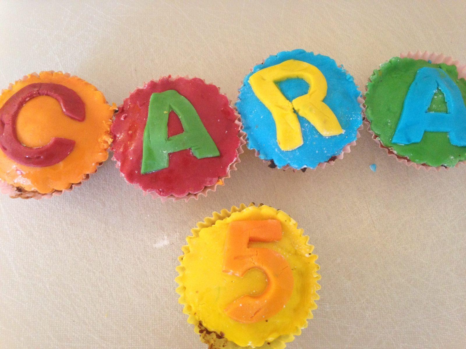 Creative Name Cakes