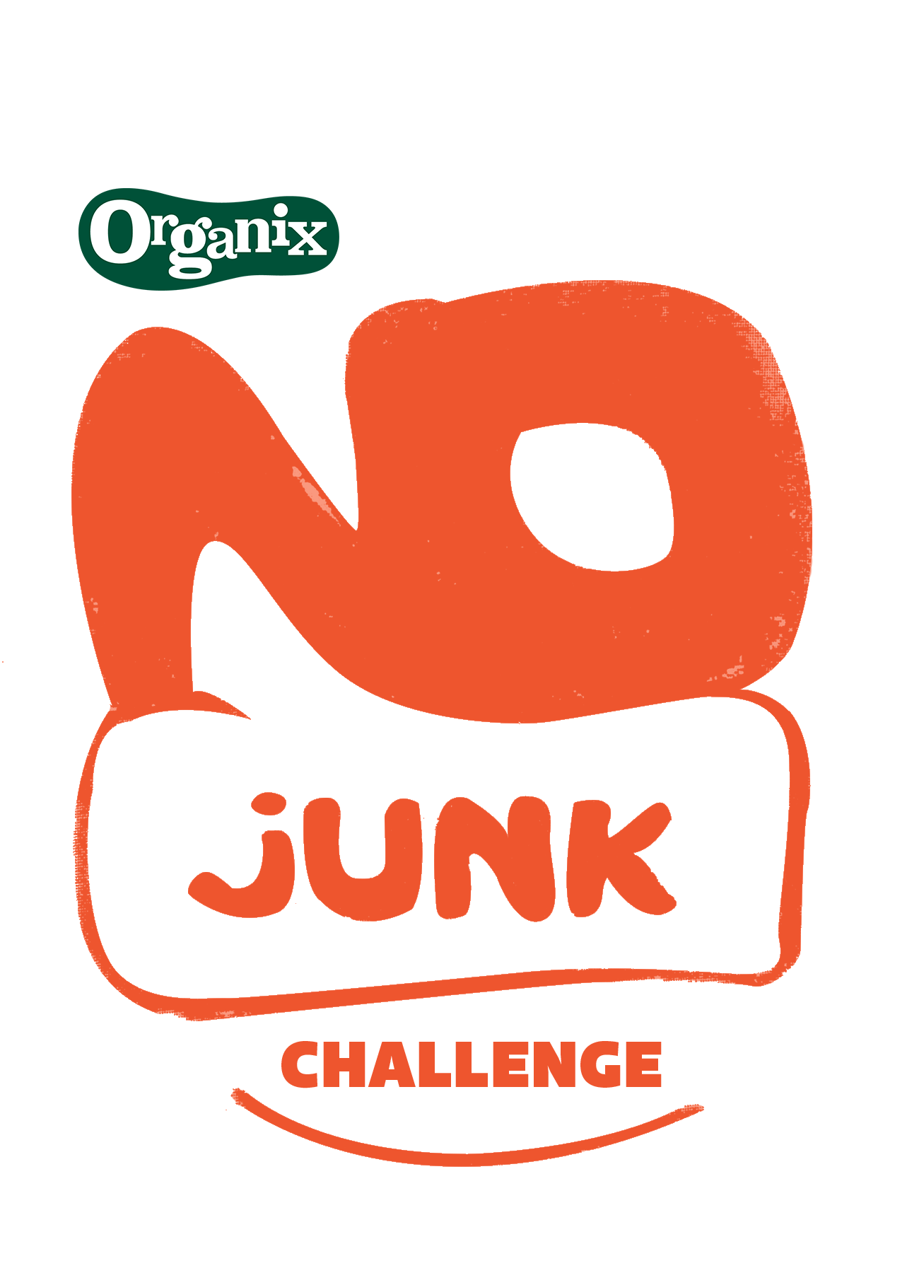 The No Junk Campaign is coming soon…