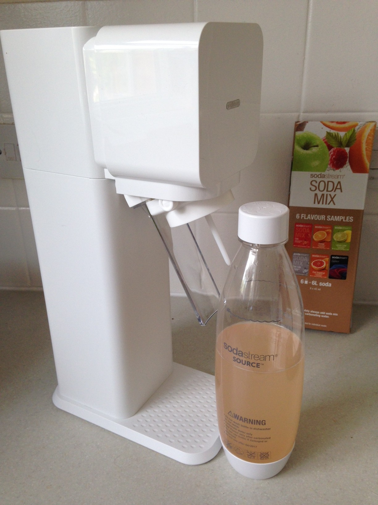 SodaStream Play Review (and 20% off)
