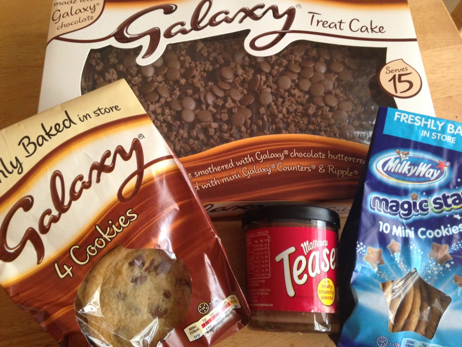 Malteser Chocolate Spread (and other new choccy goodies)