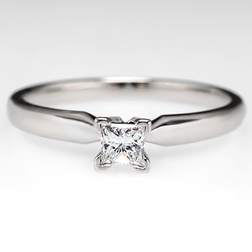 engagement rings on a budget
