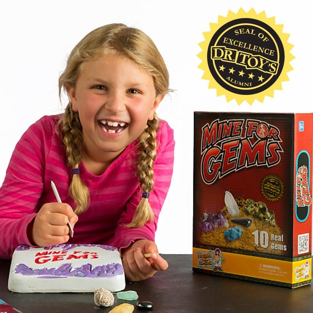 Mine for gems – kits for kids