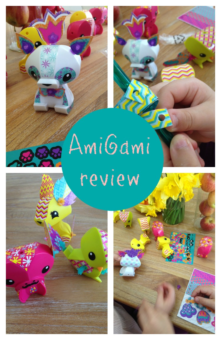 AmiGami Review