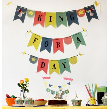 Downloadable party kit for Fathers Day