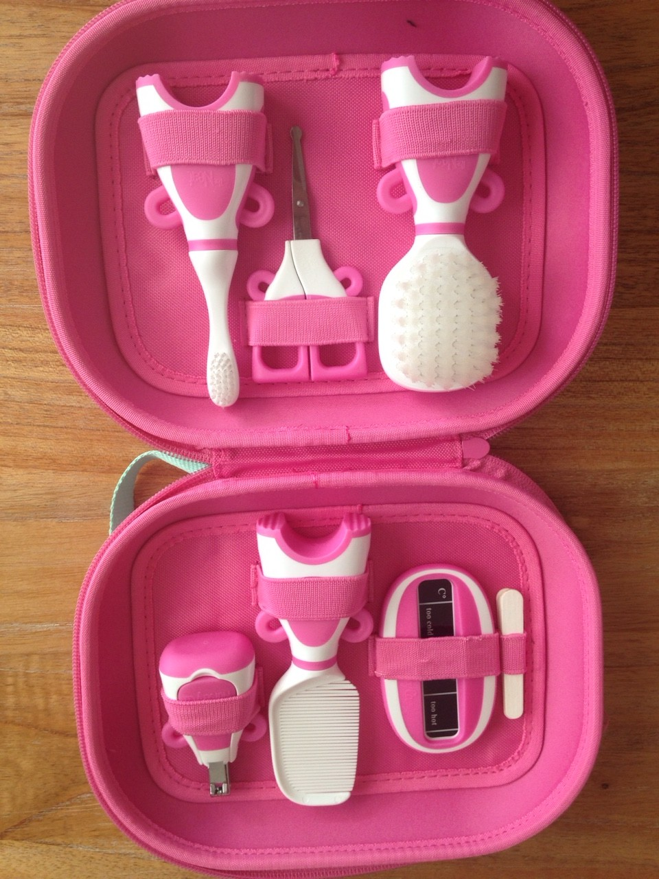 Win a gorgeous baby grooming kit
