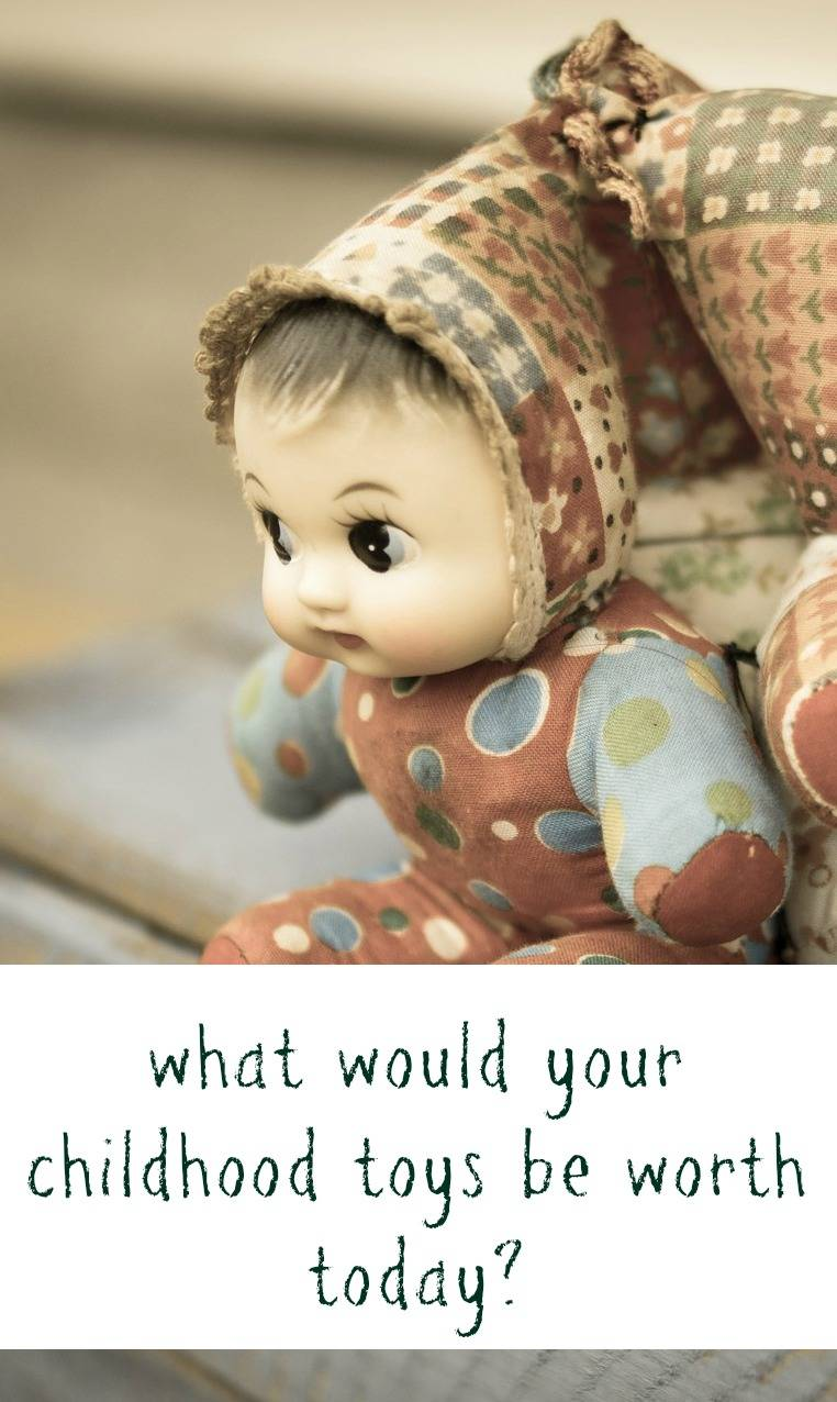 toy value, childhood toys be worth, What would your childhood toys be worth today?