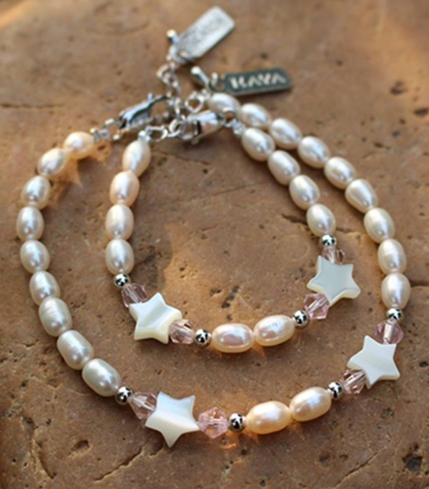 Mum and Me Bracelets