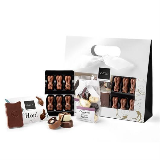 Win an Easter Goody bag from Hotel Chocolat