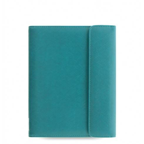 Win an aquamarine tablet case and notebook from Filofax