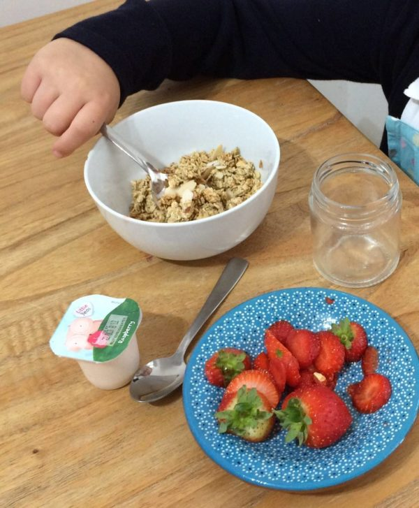 How to make food fun and healthy for kids with Little Yeos