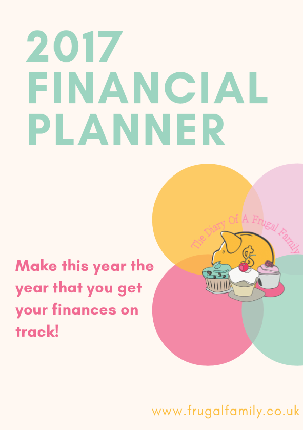 How to sort out your finances – 2017 Financial Planner