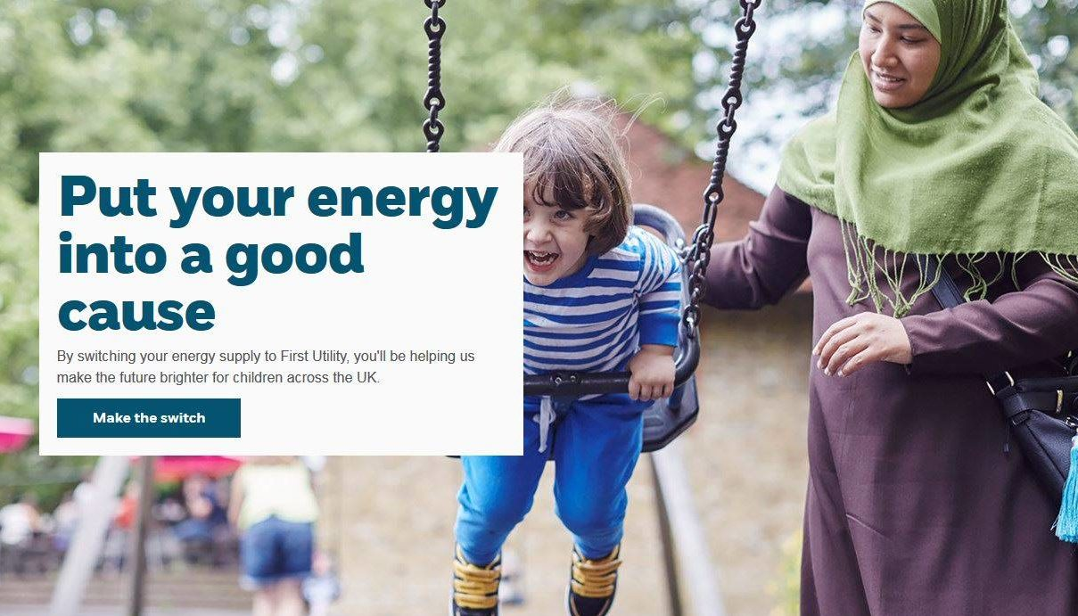 How to save money on your energy and support the NSPCC at the same time