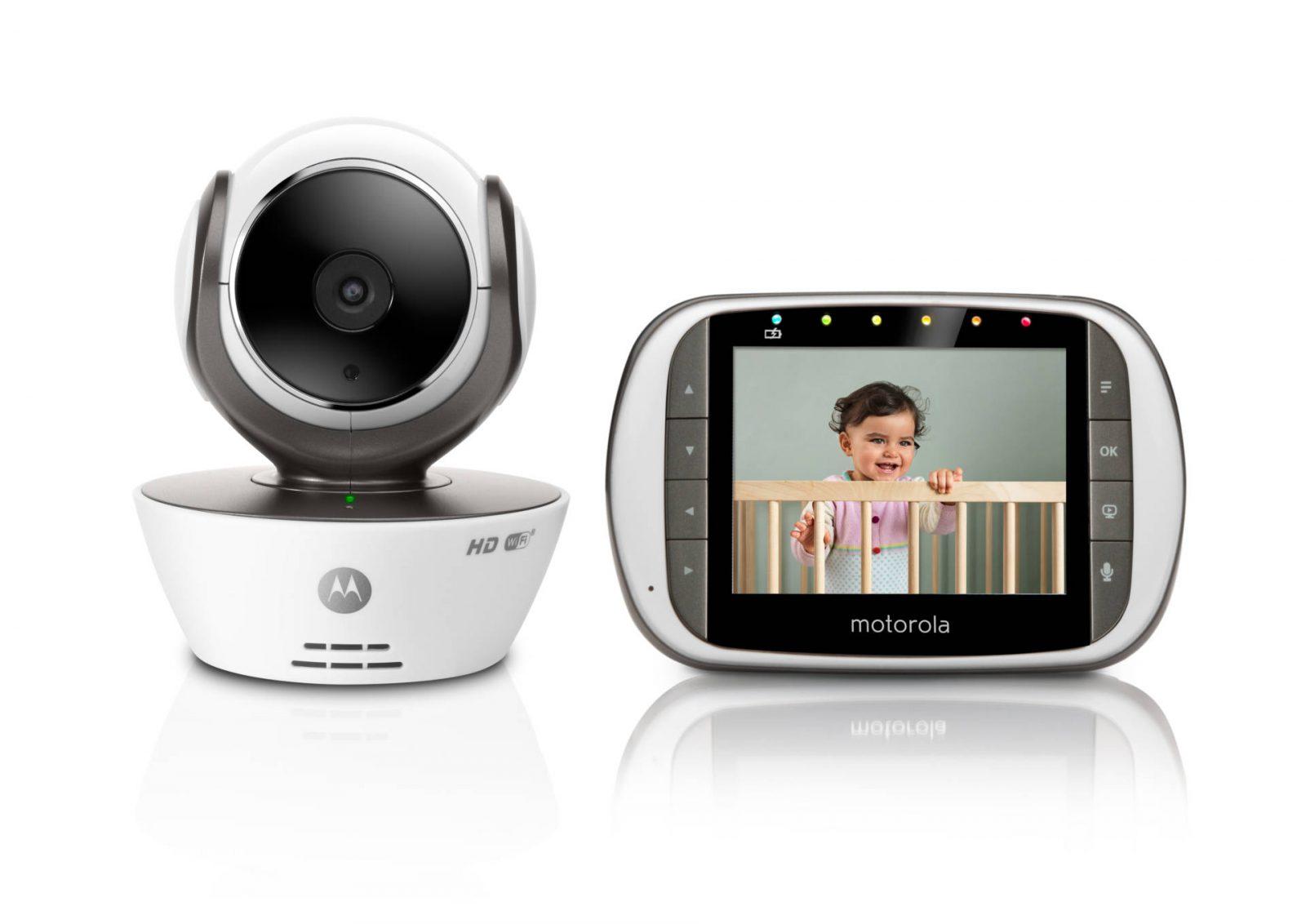 Win a fabulous Motorola Video Baby Monitor worth £169.99