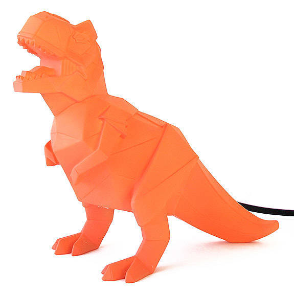 Win an Origami style Dinosaur Lamp from Totally Funky