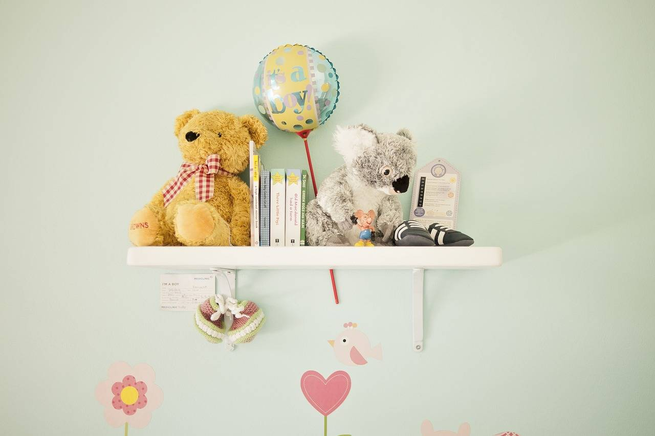 Creating Your Baby's New Bedroom
