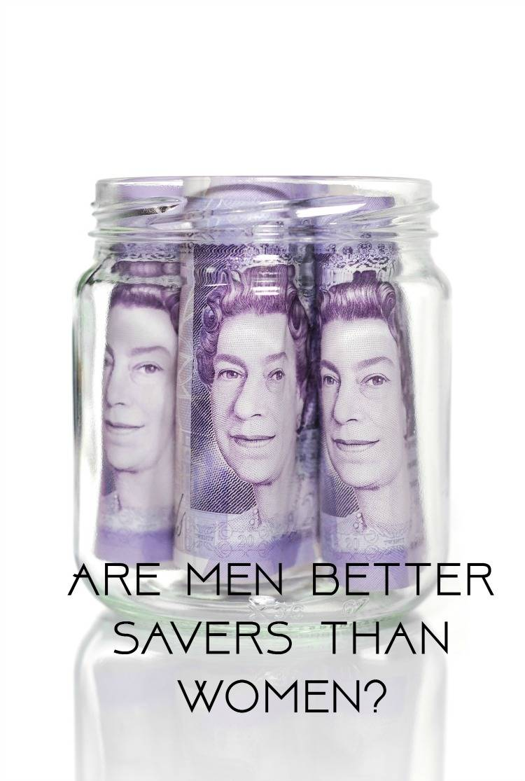 Are men better savers than women
