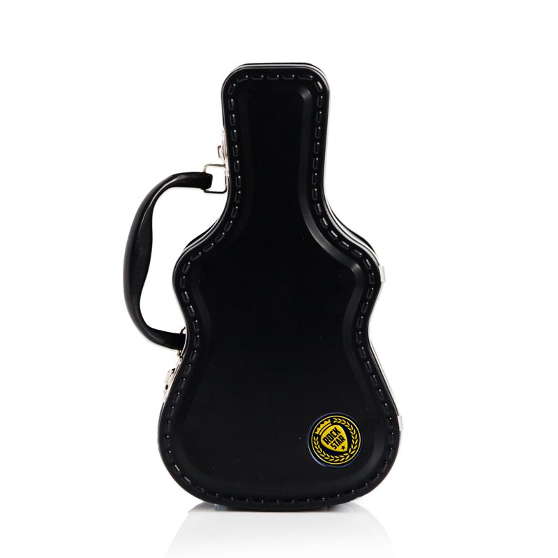 lunch box from Prezzybox, guitar lunch box,  guitar shaped lunch box