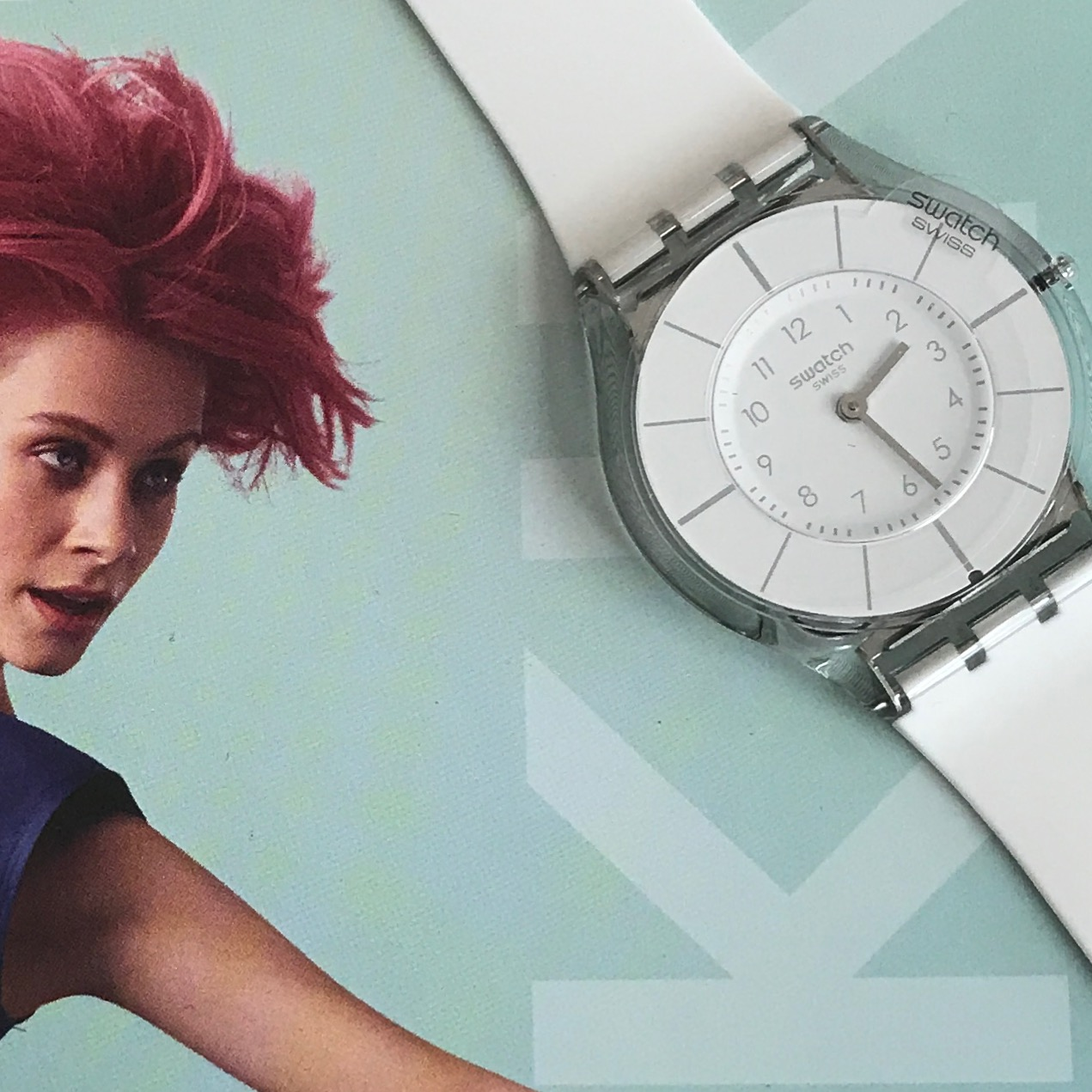 The new Swatch Skin collection