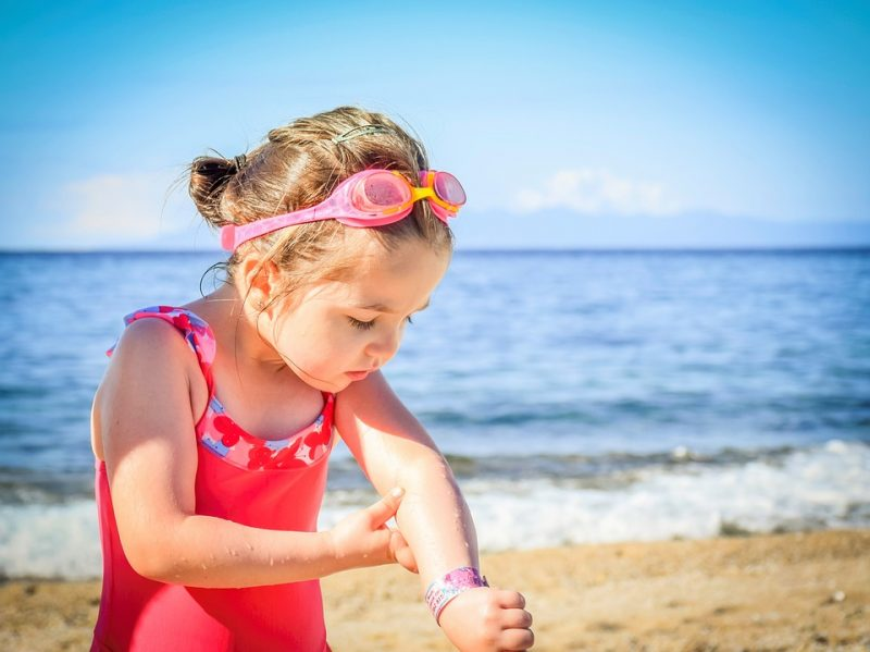 Holidaying with kids on a budget