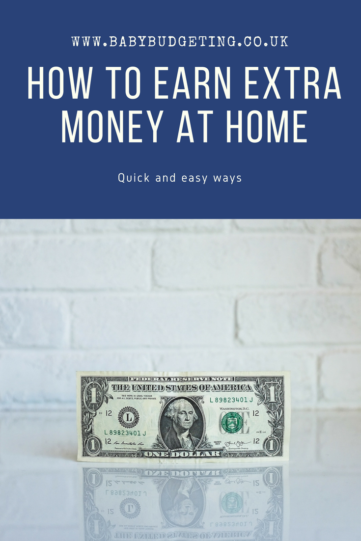 Earn extra cash: easy ways to make money - lovemoney.com