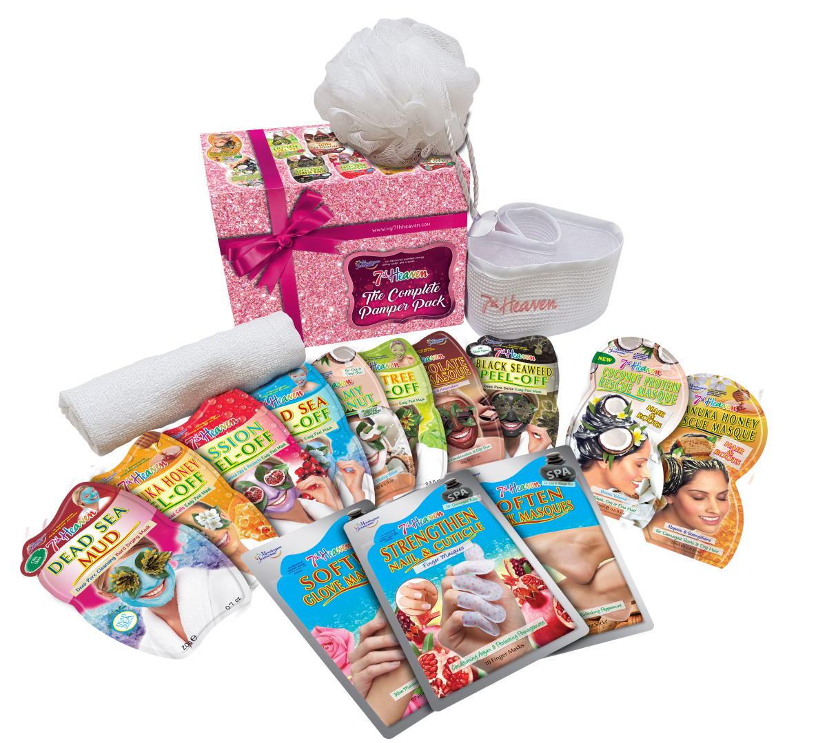 Win a complete pamper pack in time for Christmas