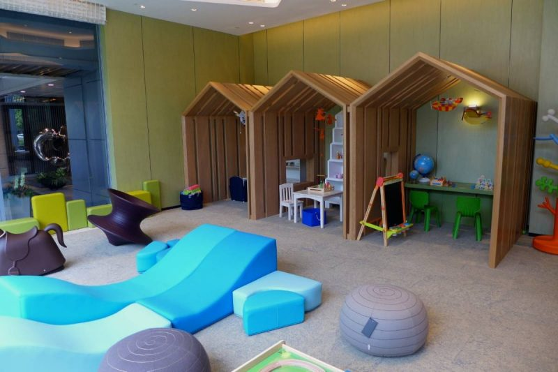Shared Kid's Playroom and Family Room