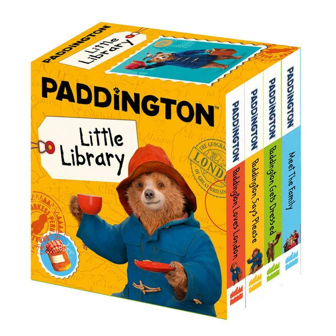 Win a collection of Paddington books