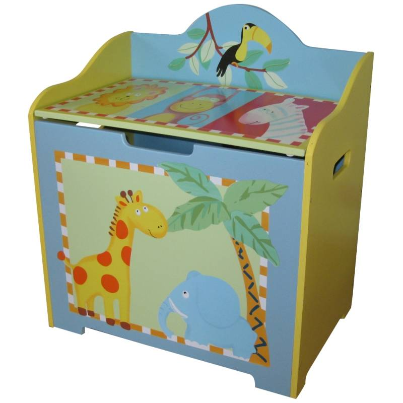 Nursery Toy Box Giveaway