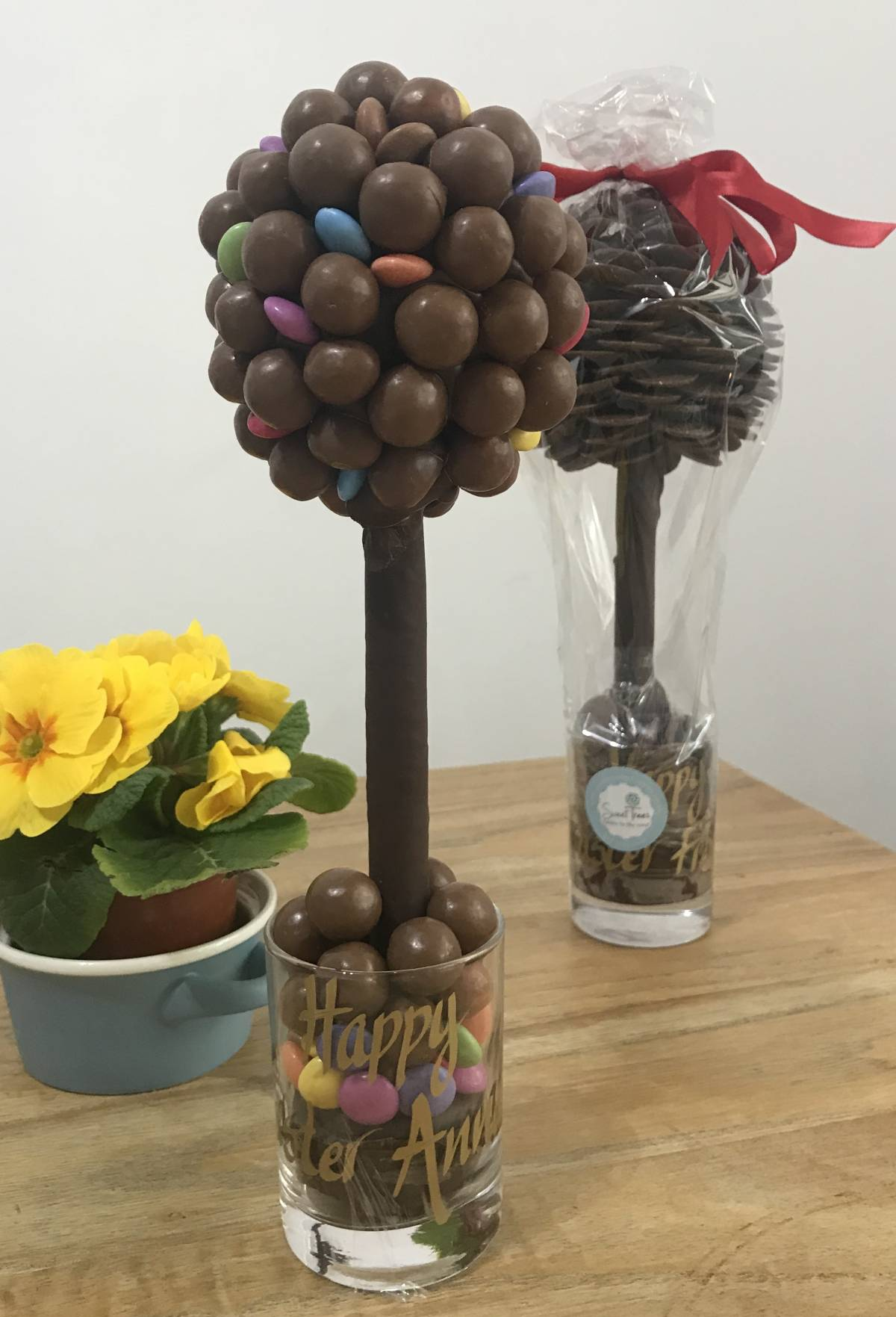 Chocolate Easter Trees Review