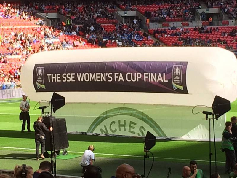 The SSE Womens FA Cup Final Review #TogetherWeCan