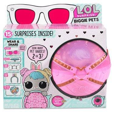 L.O.L. Surprise! Biggie Pets Bunny Review