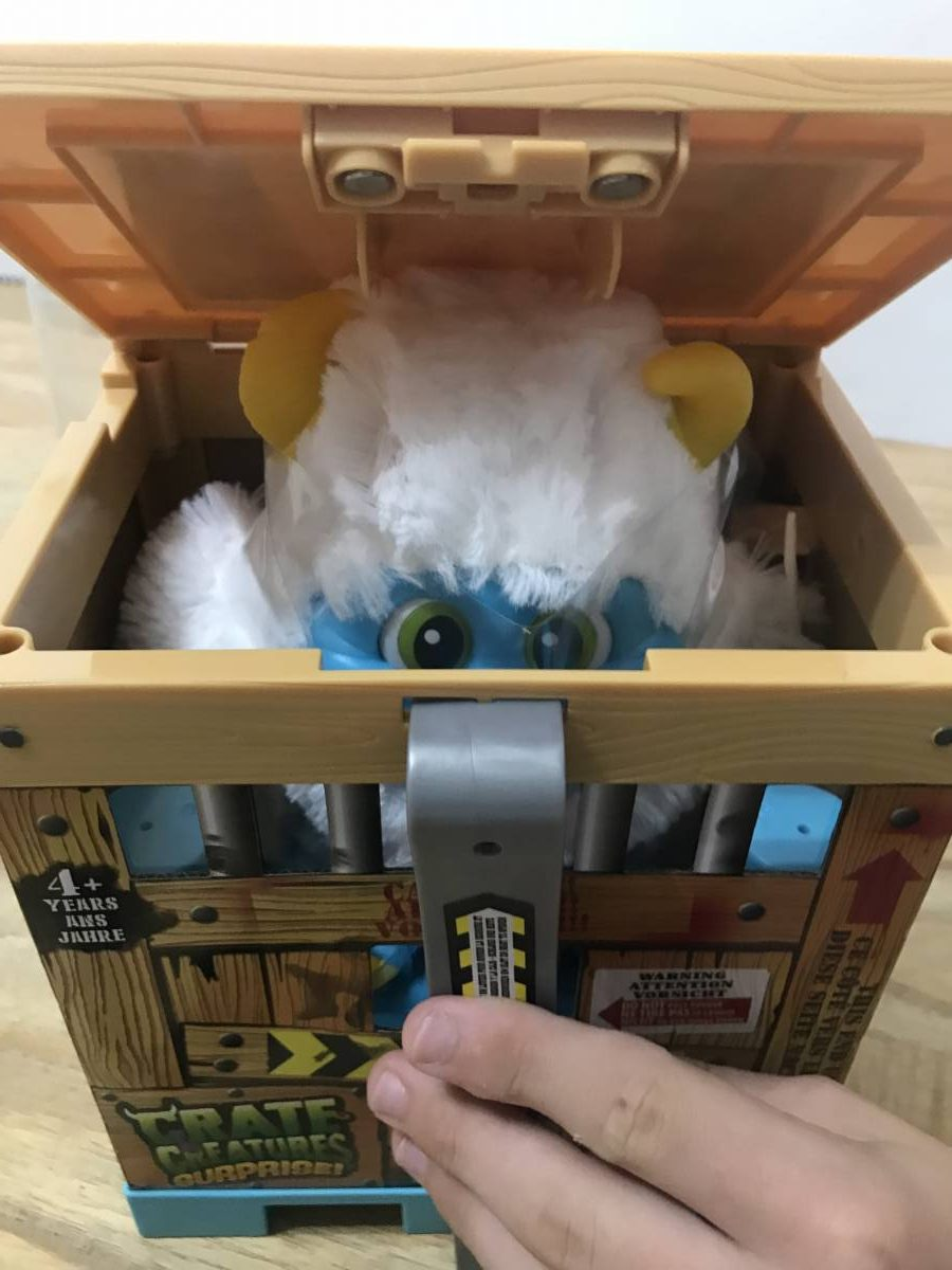 Blizz Crate Creatures Surprise Review