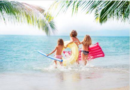 Tips for Taking Your Children on their First Holiday Abroad