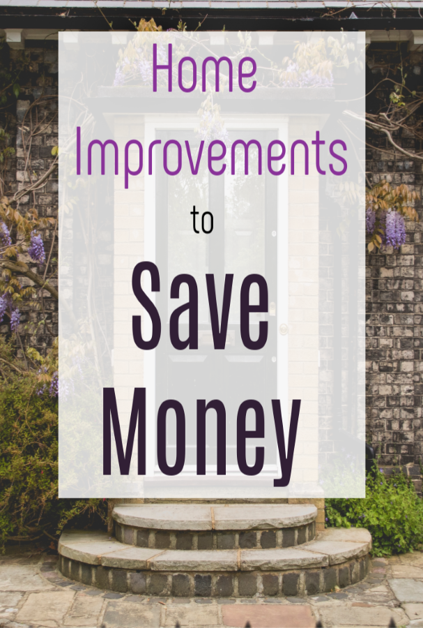 Home Improvements to Save Money