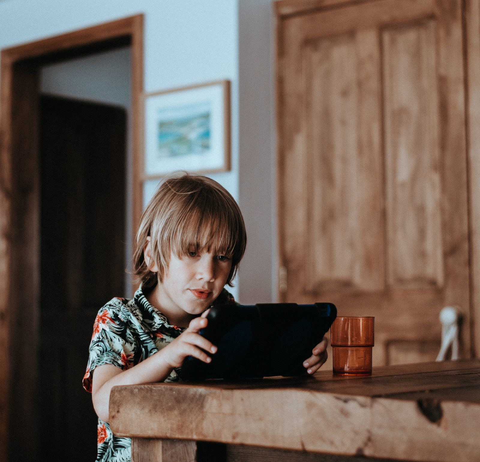 Simple Steps to Raising Unplugged Kids