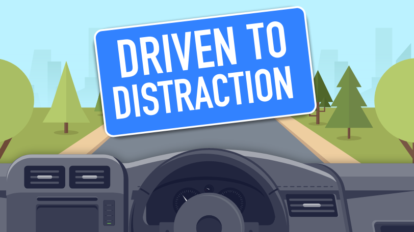Test your stopping speed skills with this interactive game #DrivenToDistraction