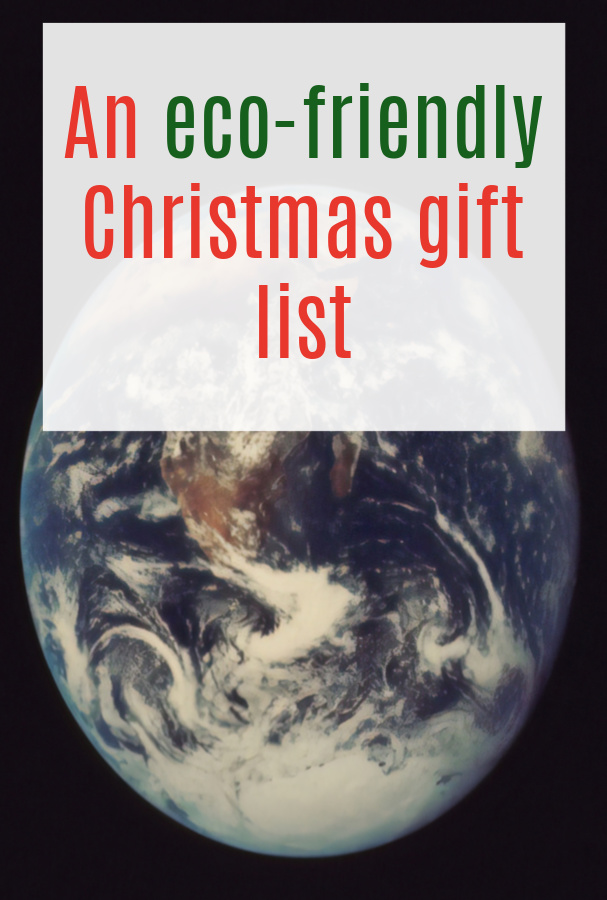 An Eco-Friendly Christmas Gift Guide