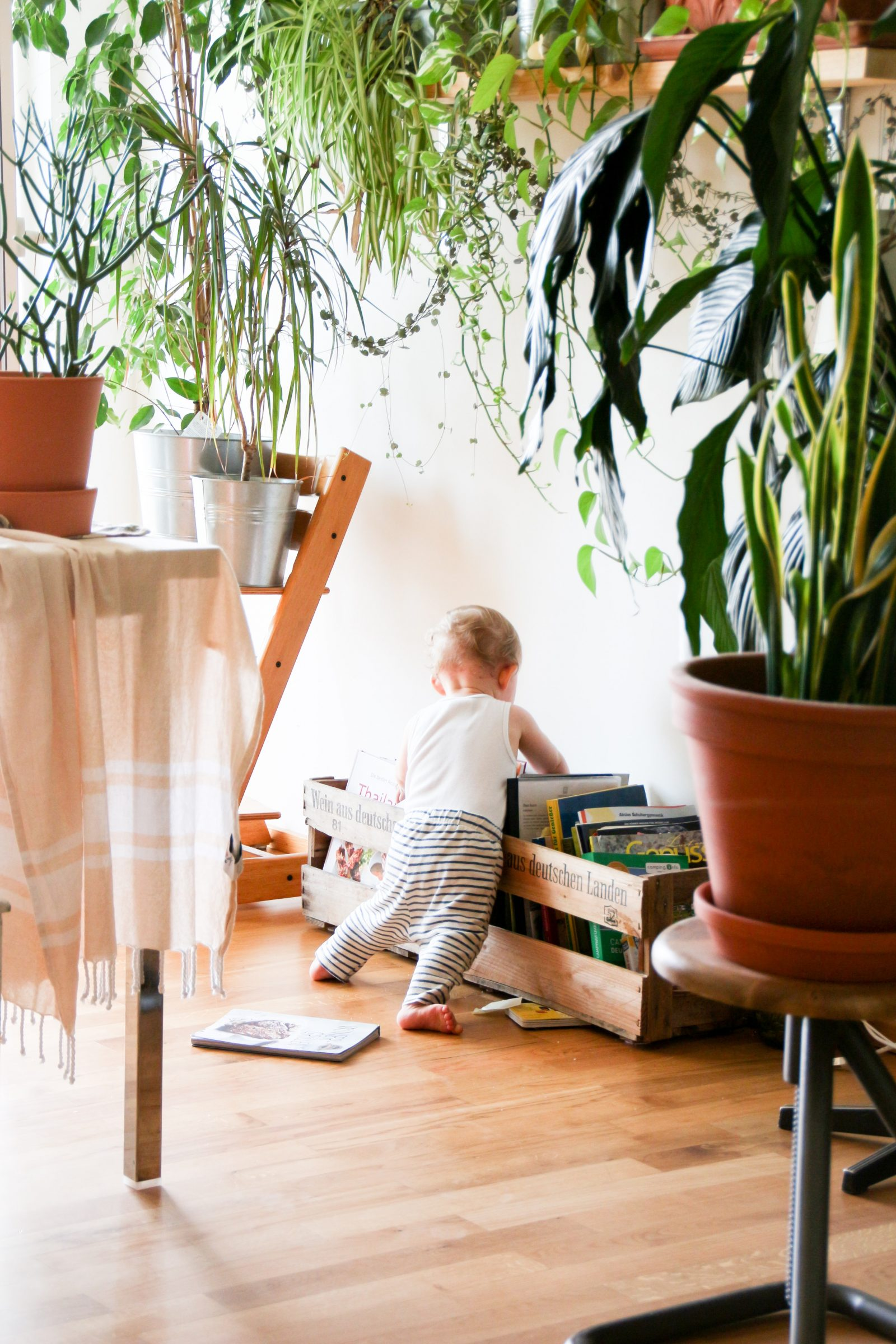 Why reading to your baby is so important