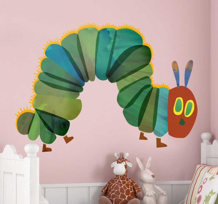 Nursery Wall Decals – Baby Room Decor on a Budget