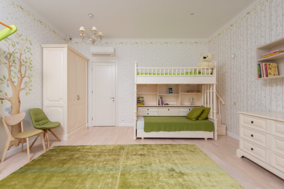 How To Select And Install Hang Wallpaper For Kids Room