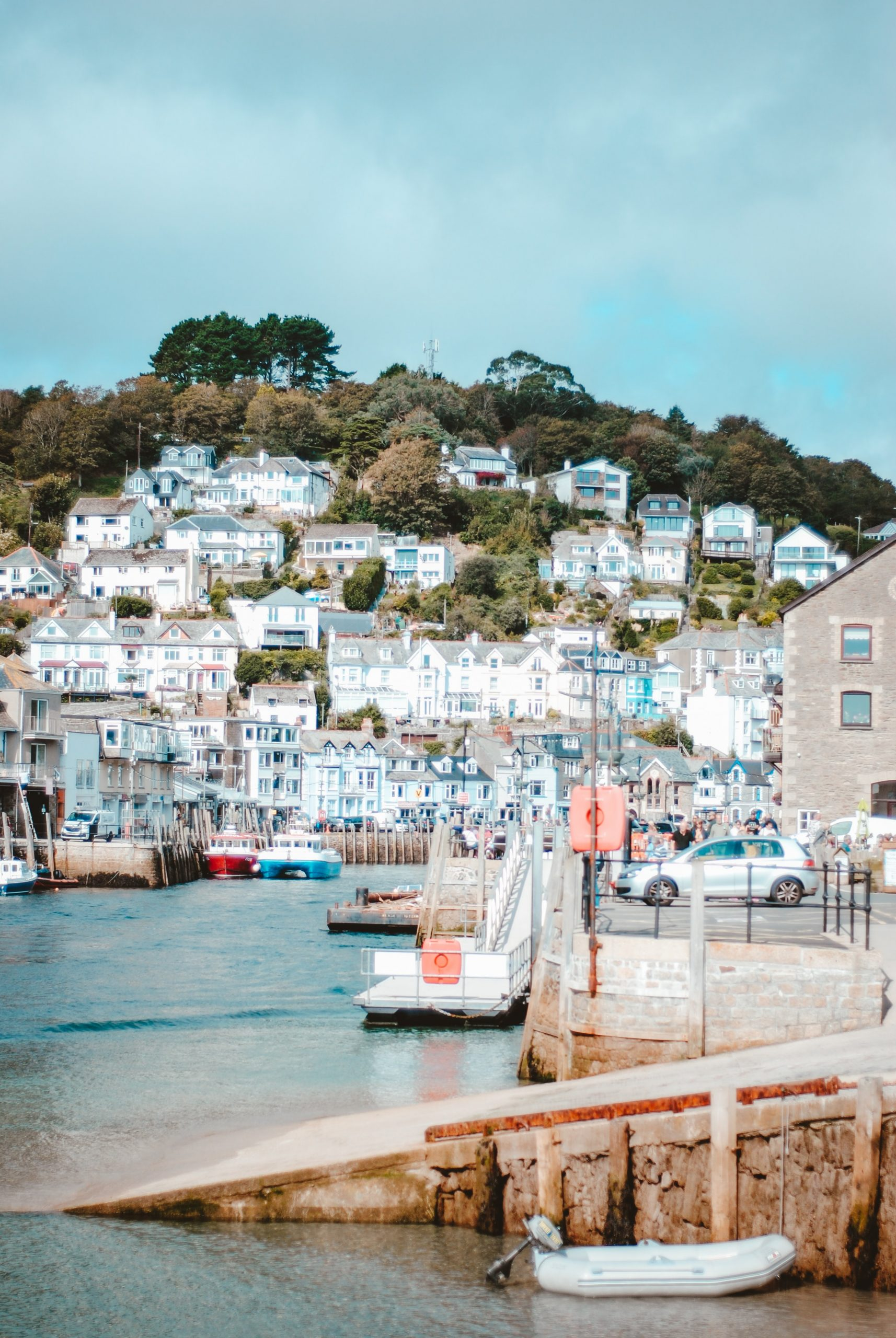 Things to do in Looe for Families